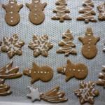 Petits biscuits de Noël à la cannelle
