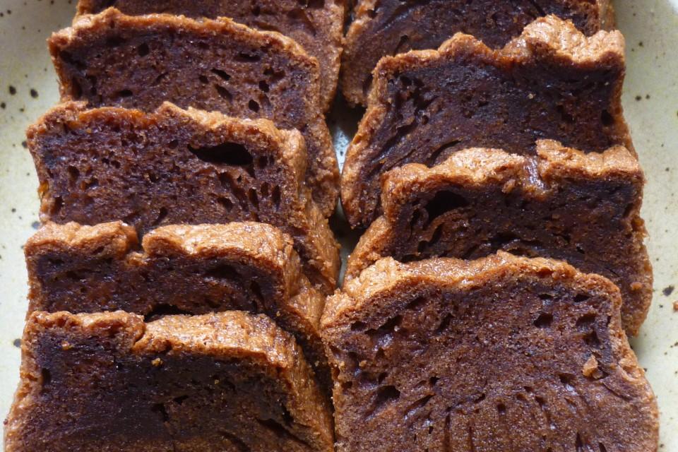 Cake nutella