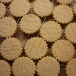 Biscuits amandine