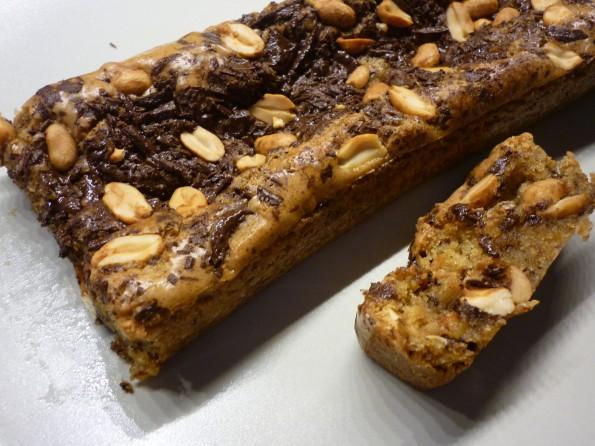 Brownies cacahuète et chocolat (13)