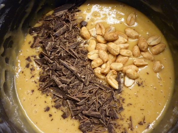 Brownies cacahuète et chocolat (5)