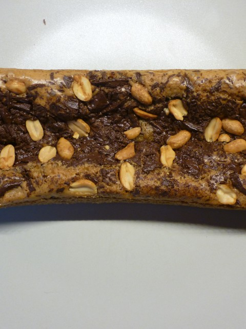 Brownies cacahuète et chocolat (9)