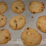 Cookies aux noix de pécan et au chocolat blanc