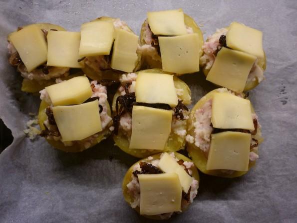 Jacket potatoes (5)