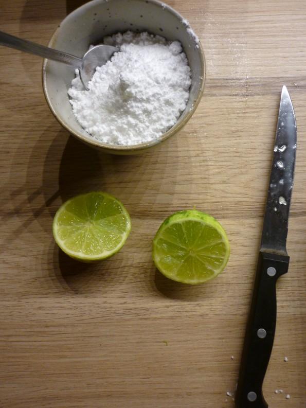 Muffins aux citrons (13)
