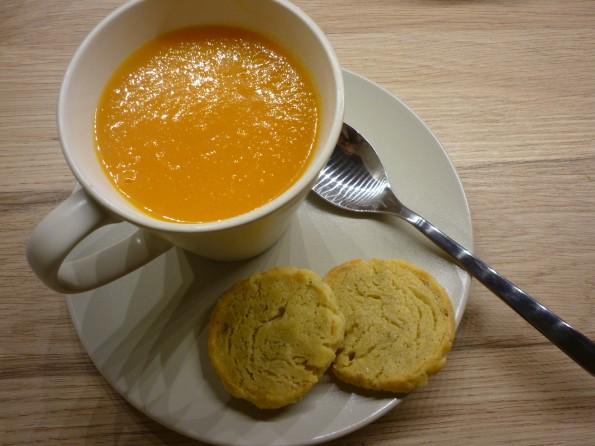 Sablés au gorgonzolla (20)