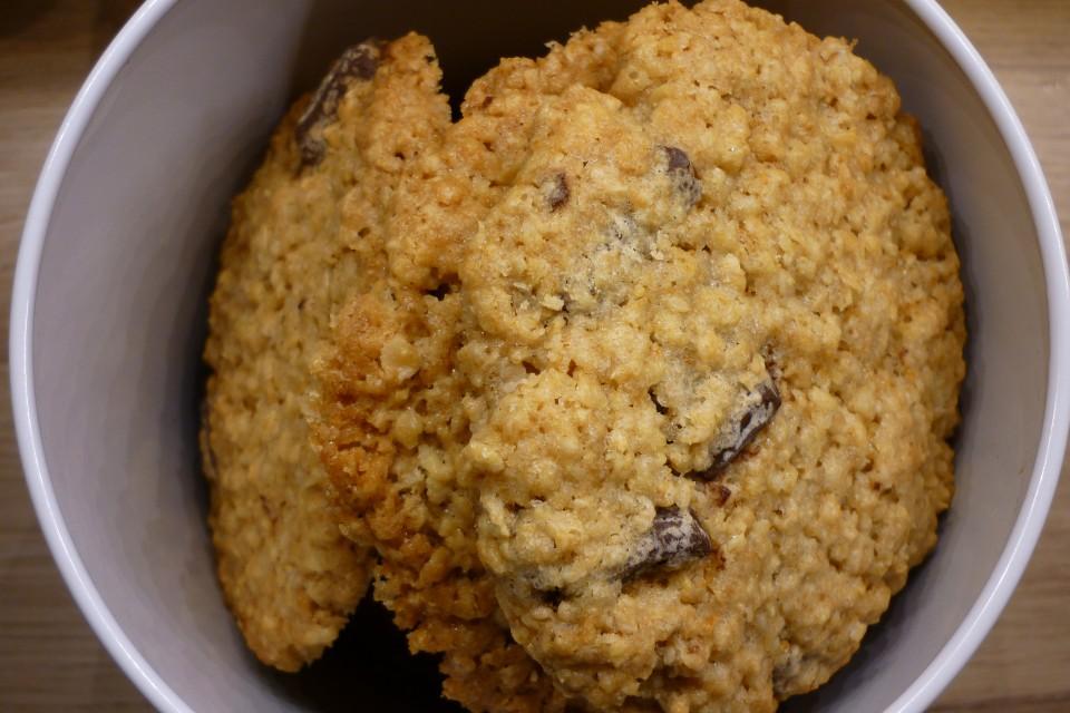 Cookies flocons d'avoine (3)